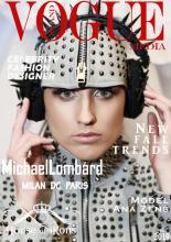Vogue Island Media Feb 2019 Cover